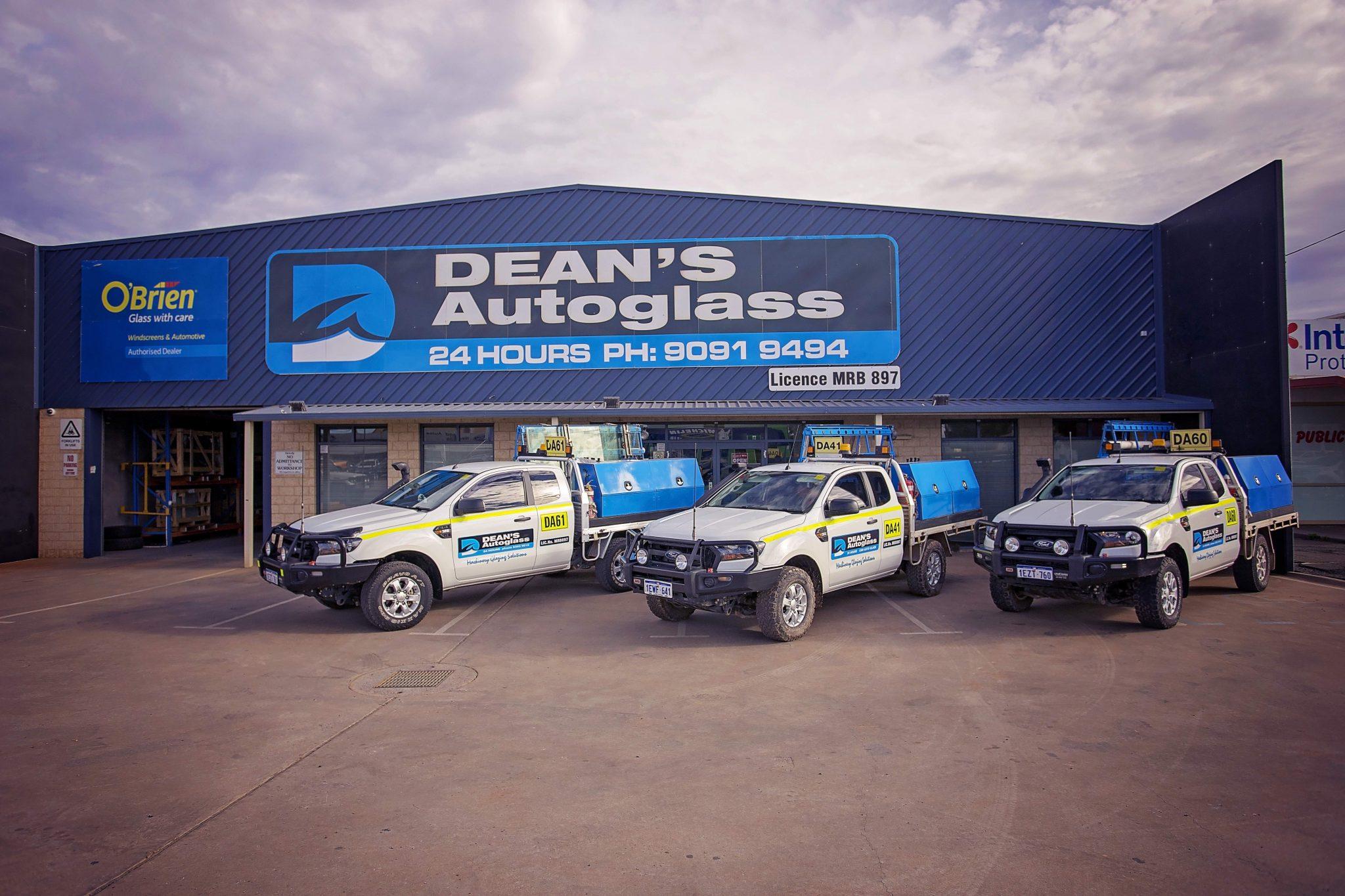 Dean's Autoglass Kalgoorlie