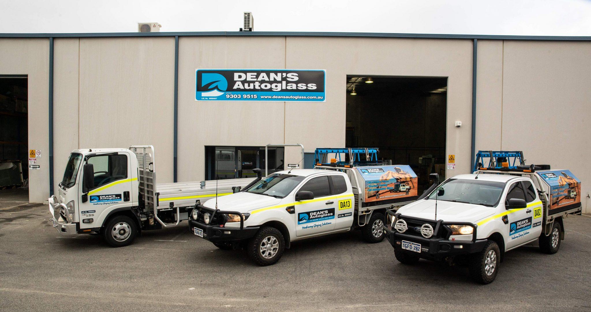 Dean's Autoglass Perth