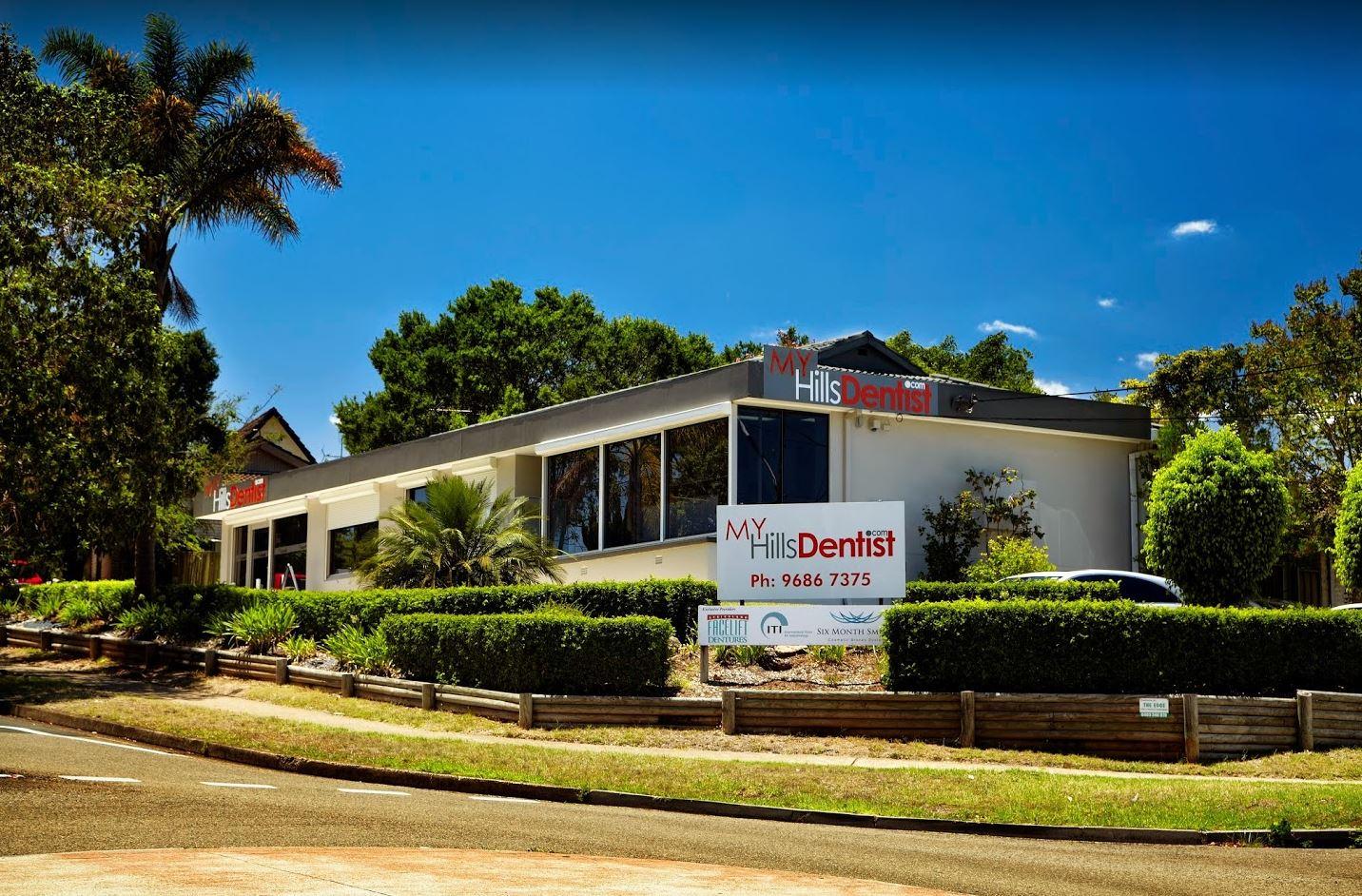 My Hills Dentist