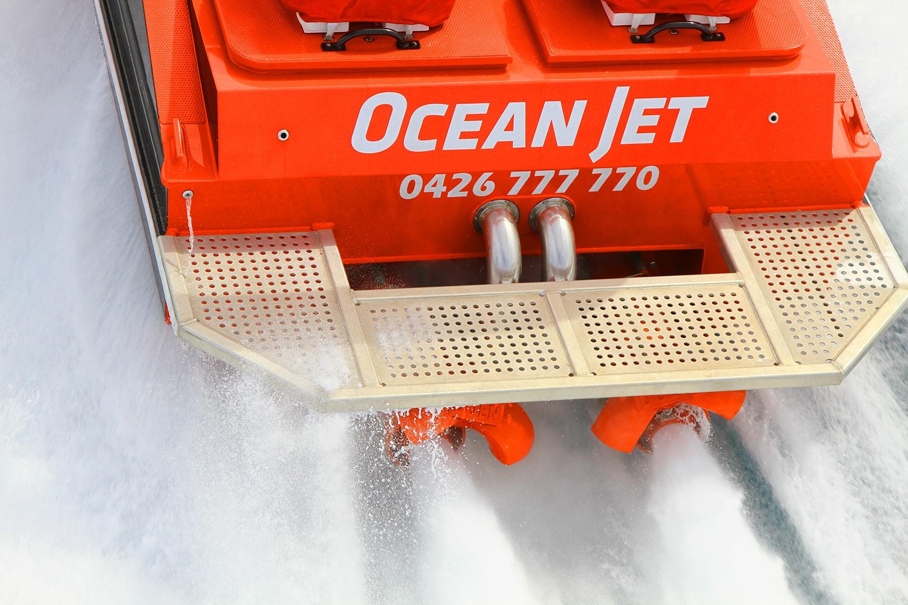 Ocean Jet Boating