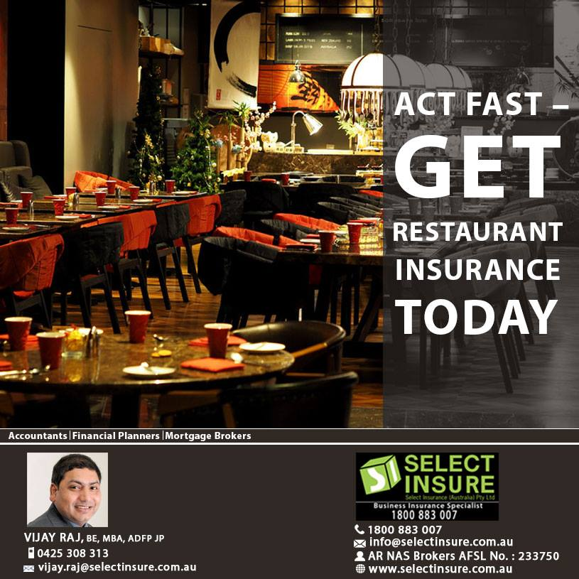 Select Insurance (Australia) Pty Ltd