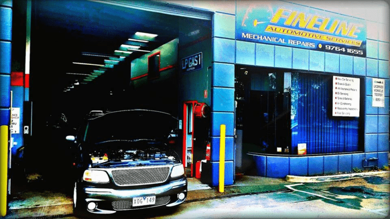 Fineline Automotive Services