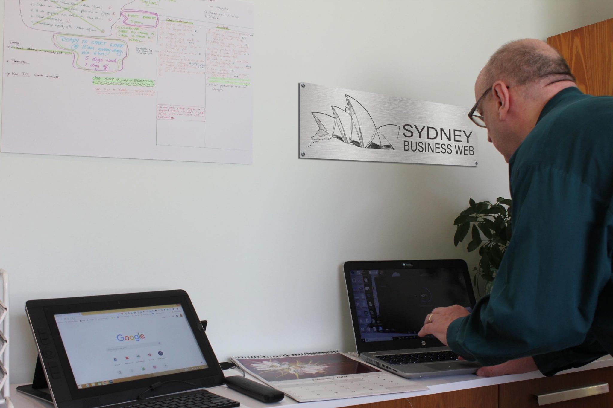 Sydney Business Web – Pinpoint Local Sydney