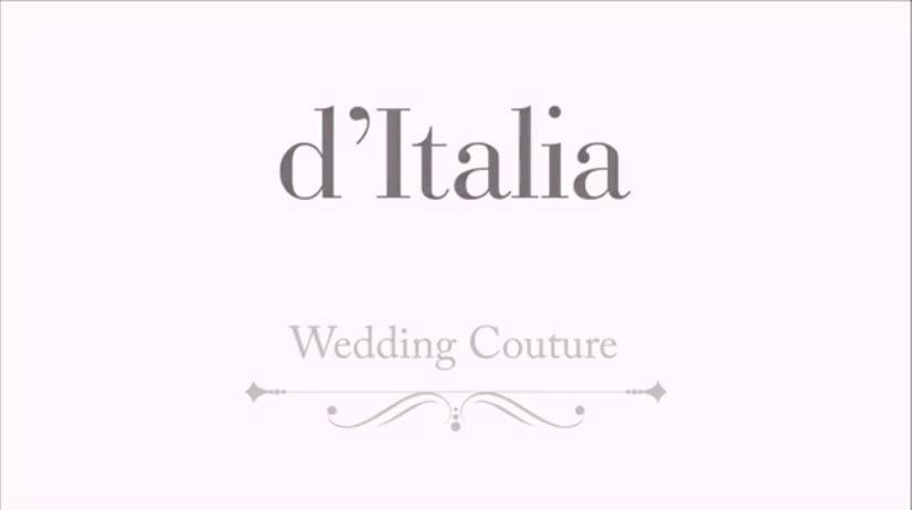 d'Italia Wedding Couture