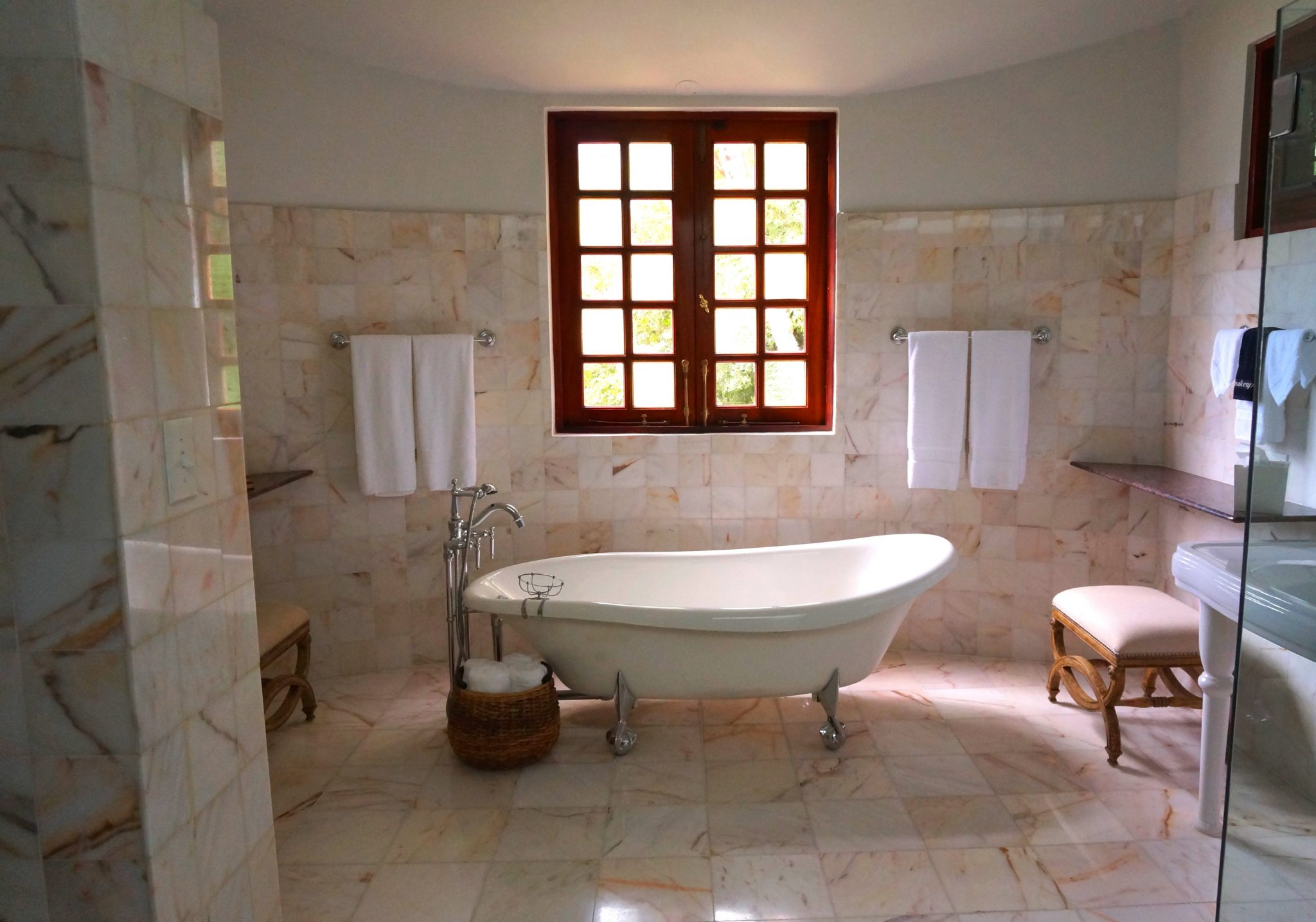 how to bathroom waterproofing tiling