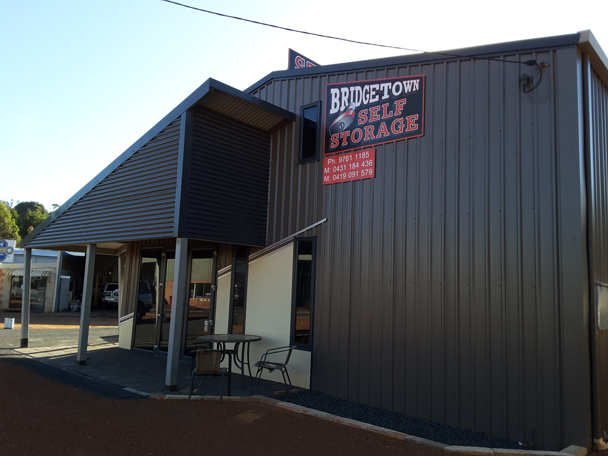 Bridgetown Self Storage