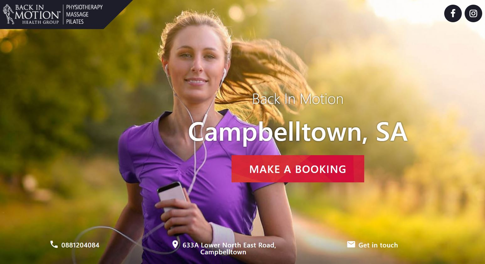 Back In Motion – Campbelltown