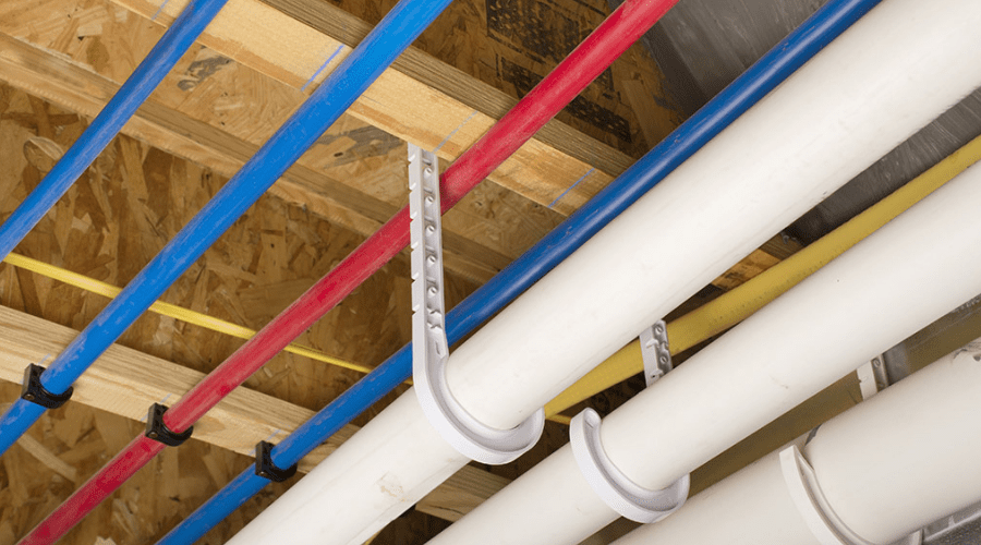 PEX Type Plumbing Pipes