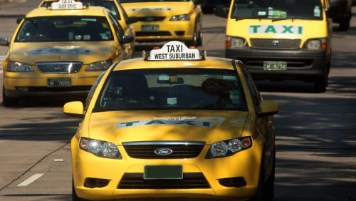 Melbourne Silver Luxury Taxis