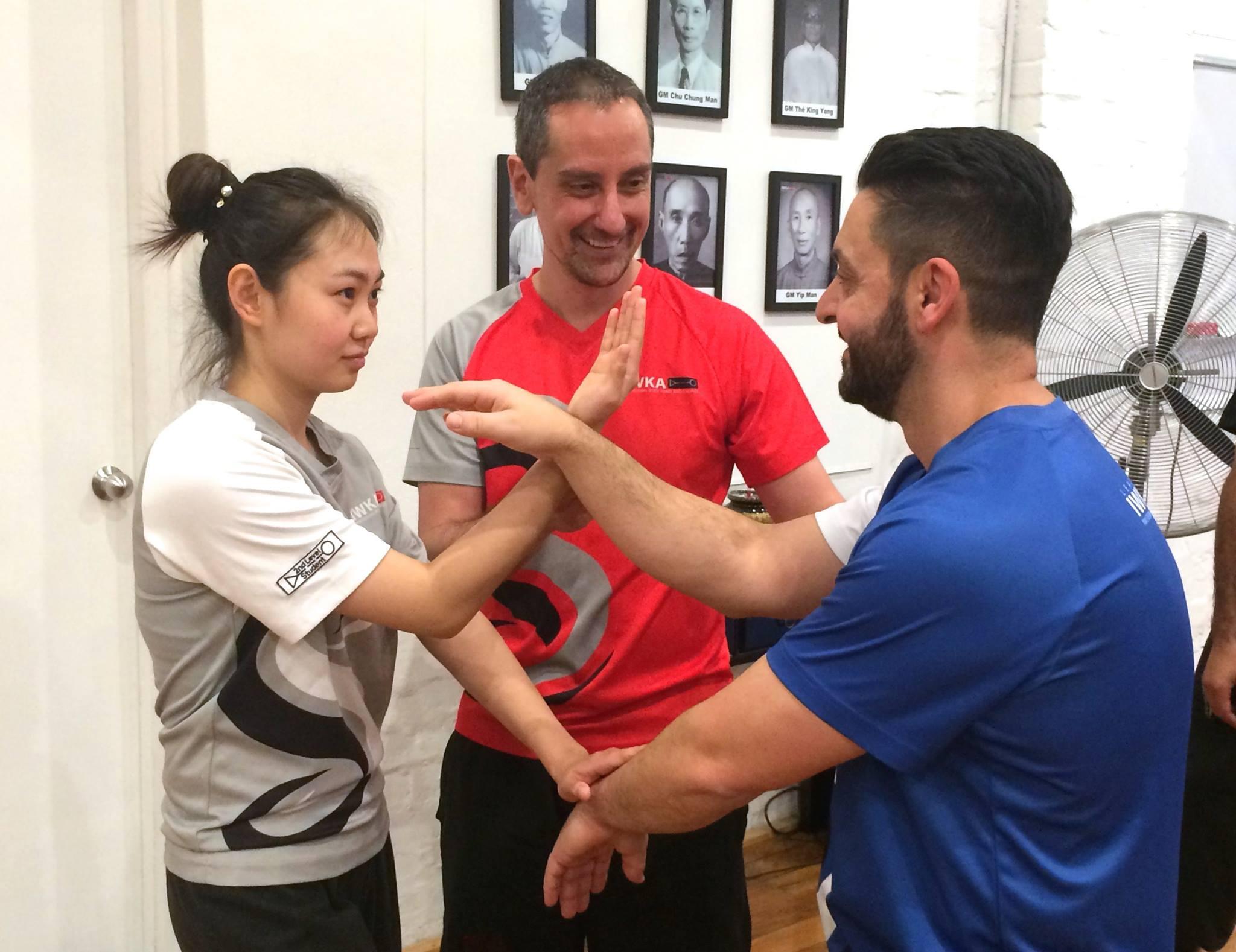 Kung Fu Sydney IWKA