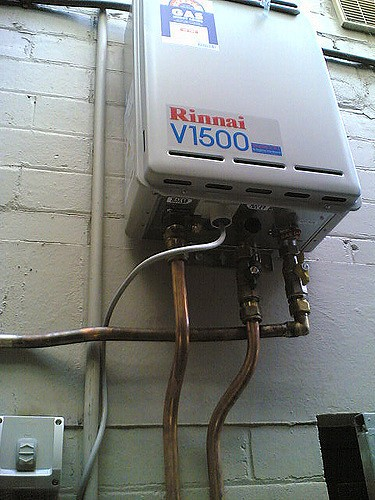 REPAIR WATER HEATER