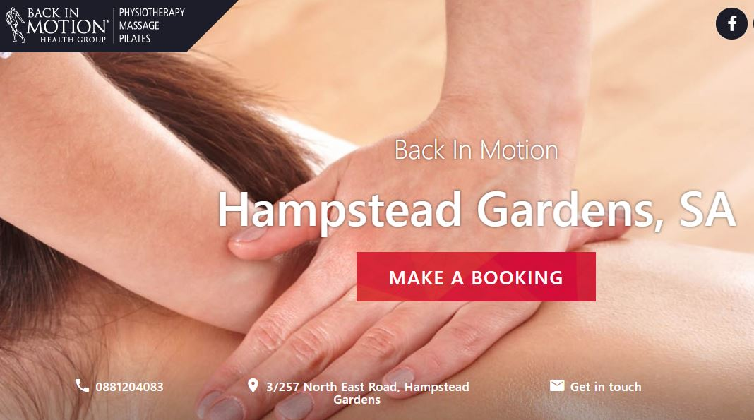 Back In Motion – Hampstead Gardens