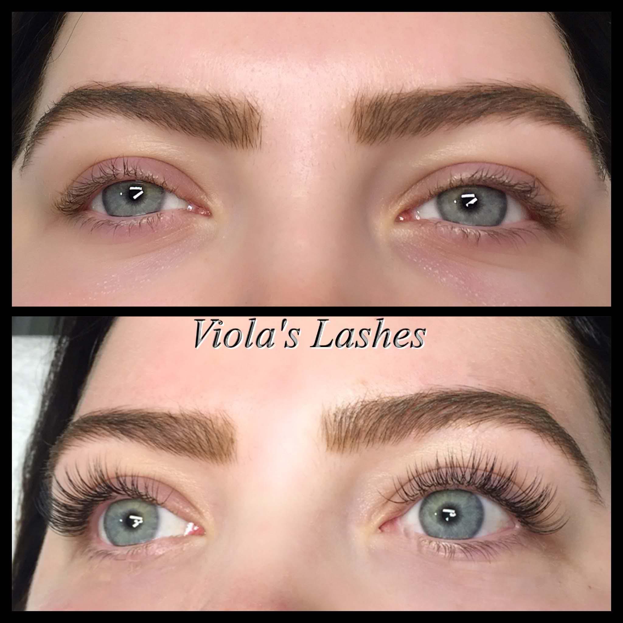 Viola's Lashes