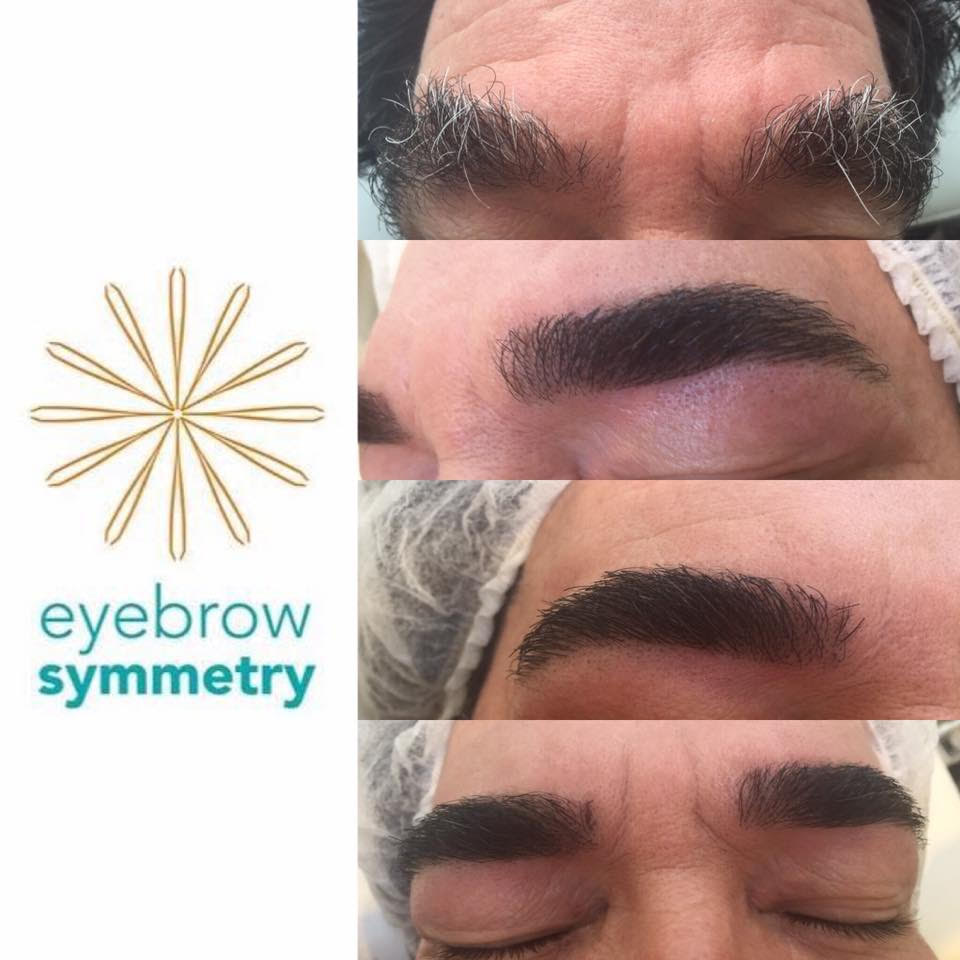 Eyebrow Symmetry
