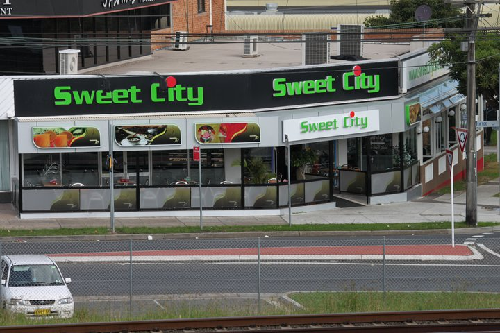 Sweet City Cafe
