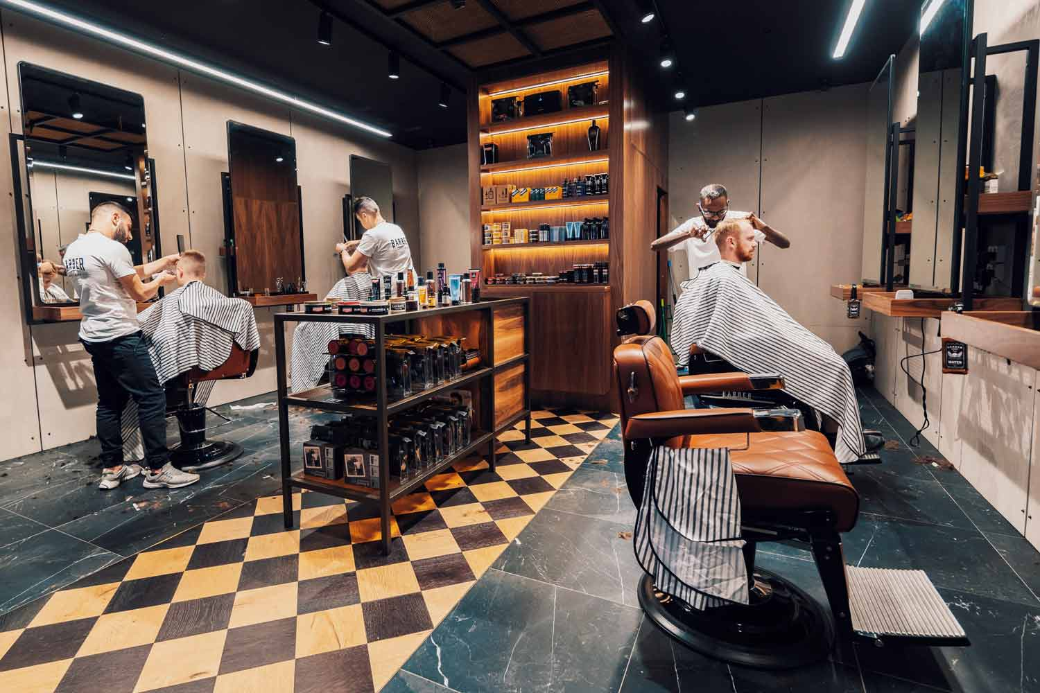 Barber Industries