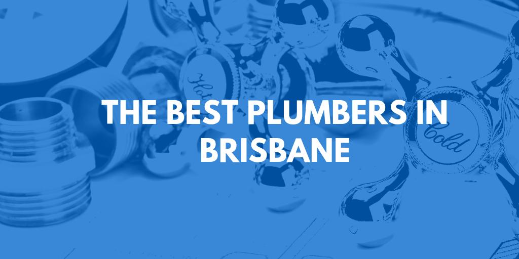 Best Plumbers Brisbane Banner
