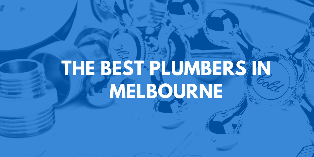 Best Plumbers Melbourne Banner