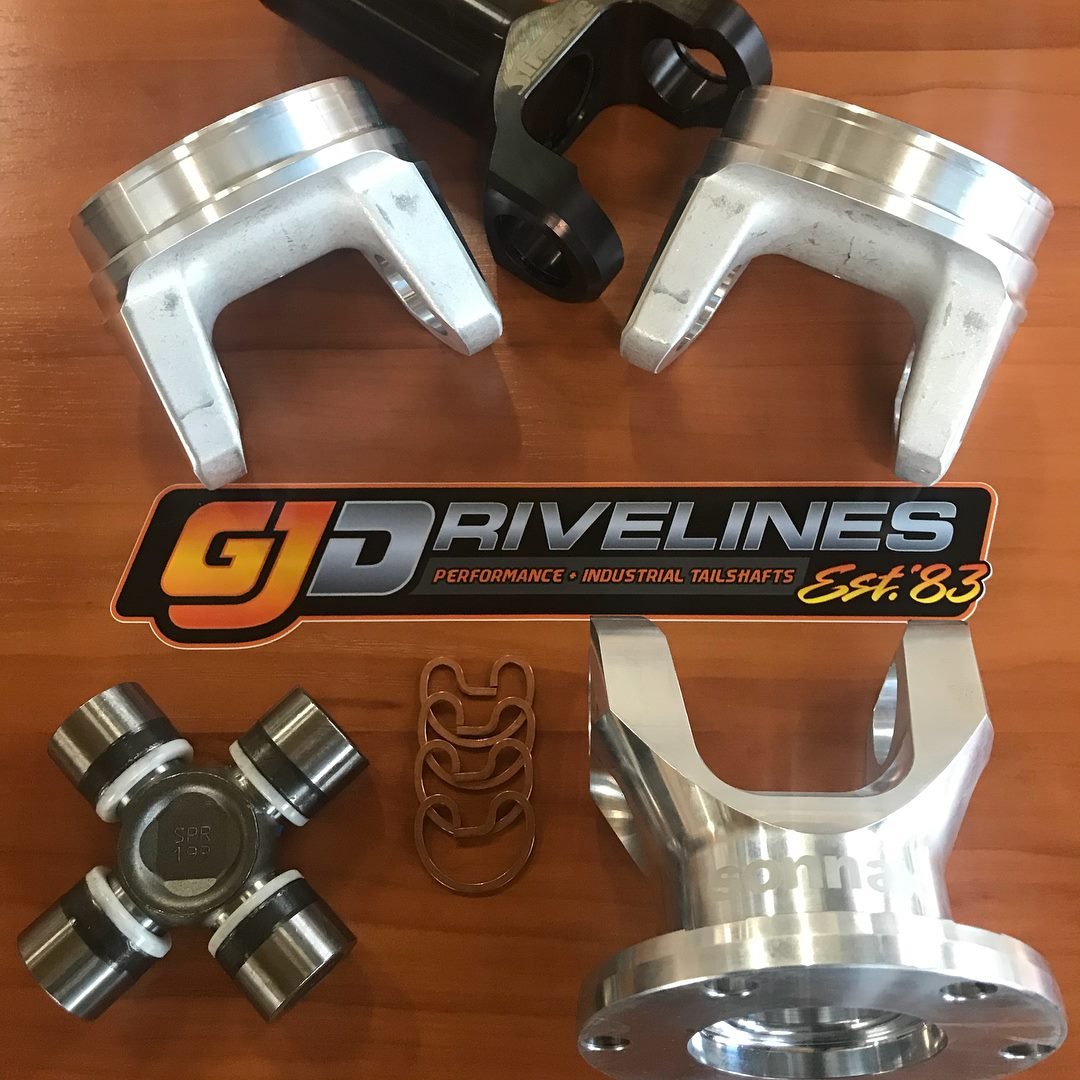 GJ Drivelines