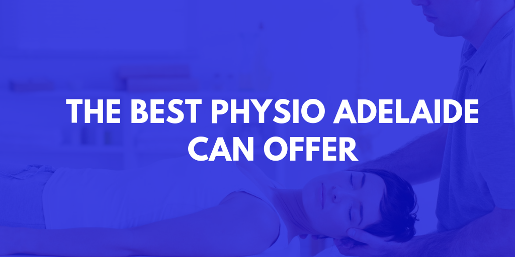 best physio adelaide banner