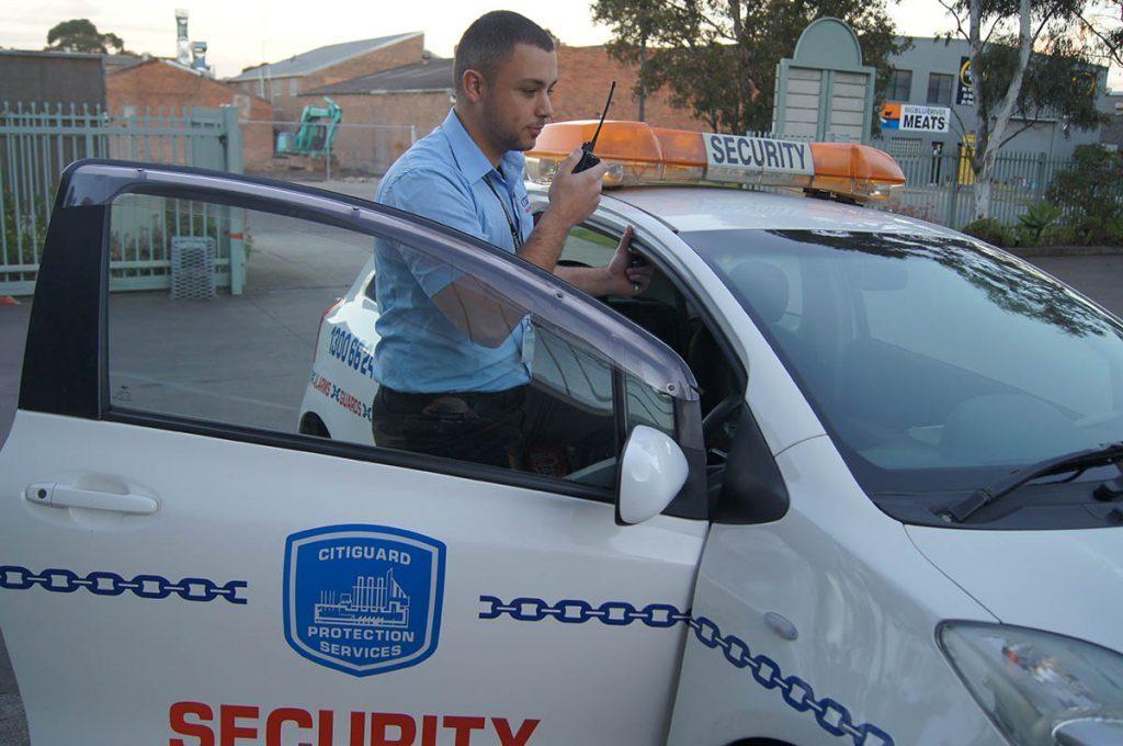 citiguard security service