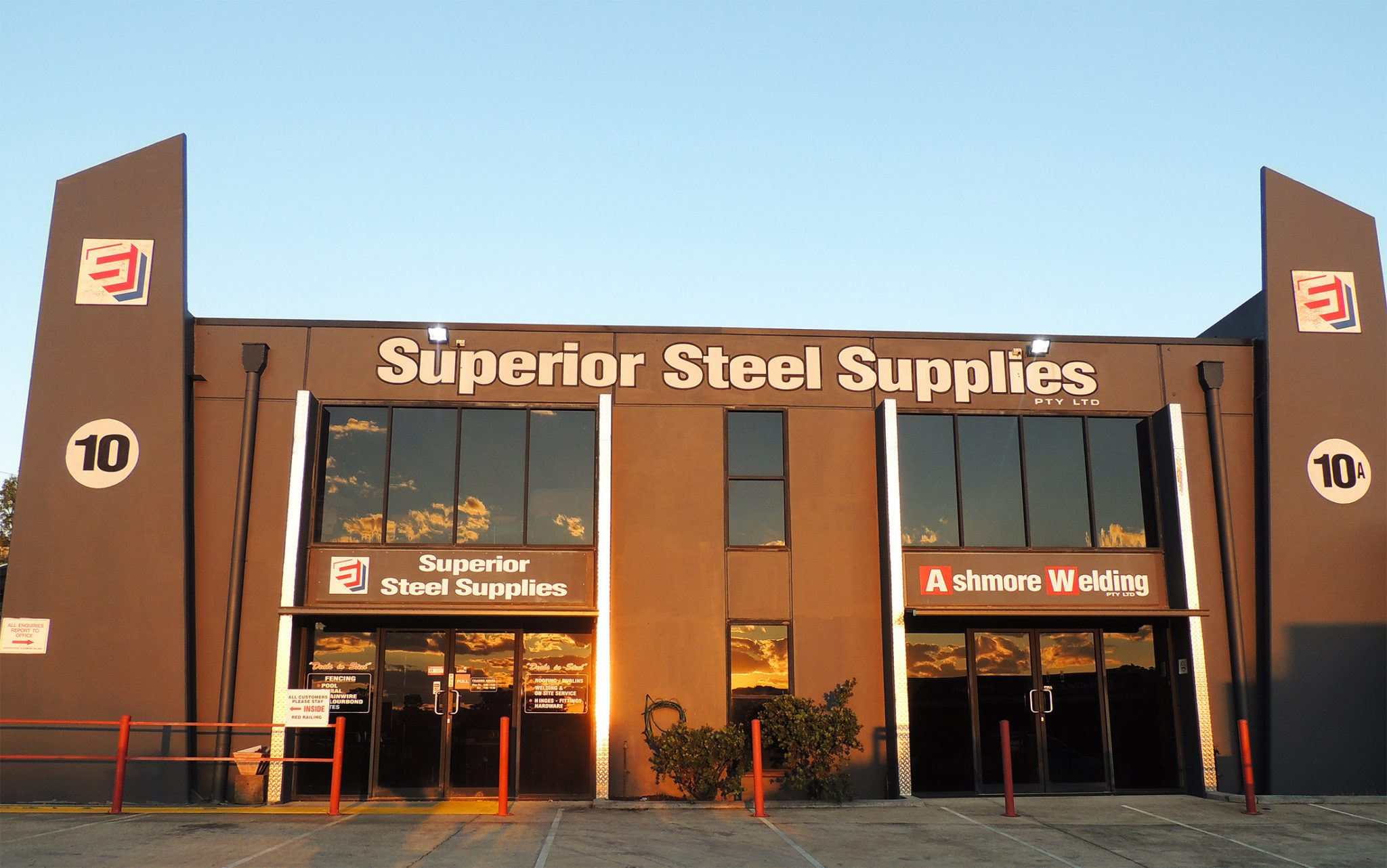Superior Steel Supplies
