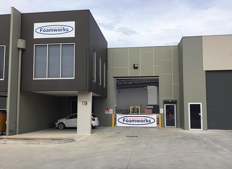 Foamworks Pty Ltd