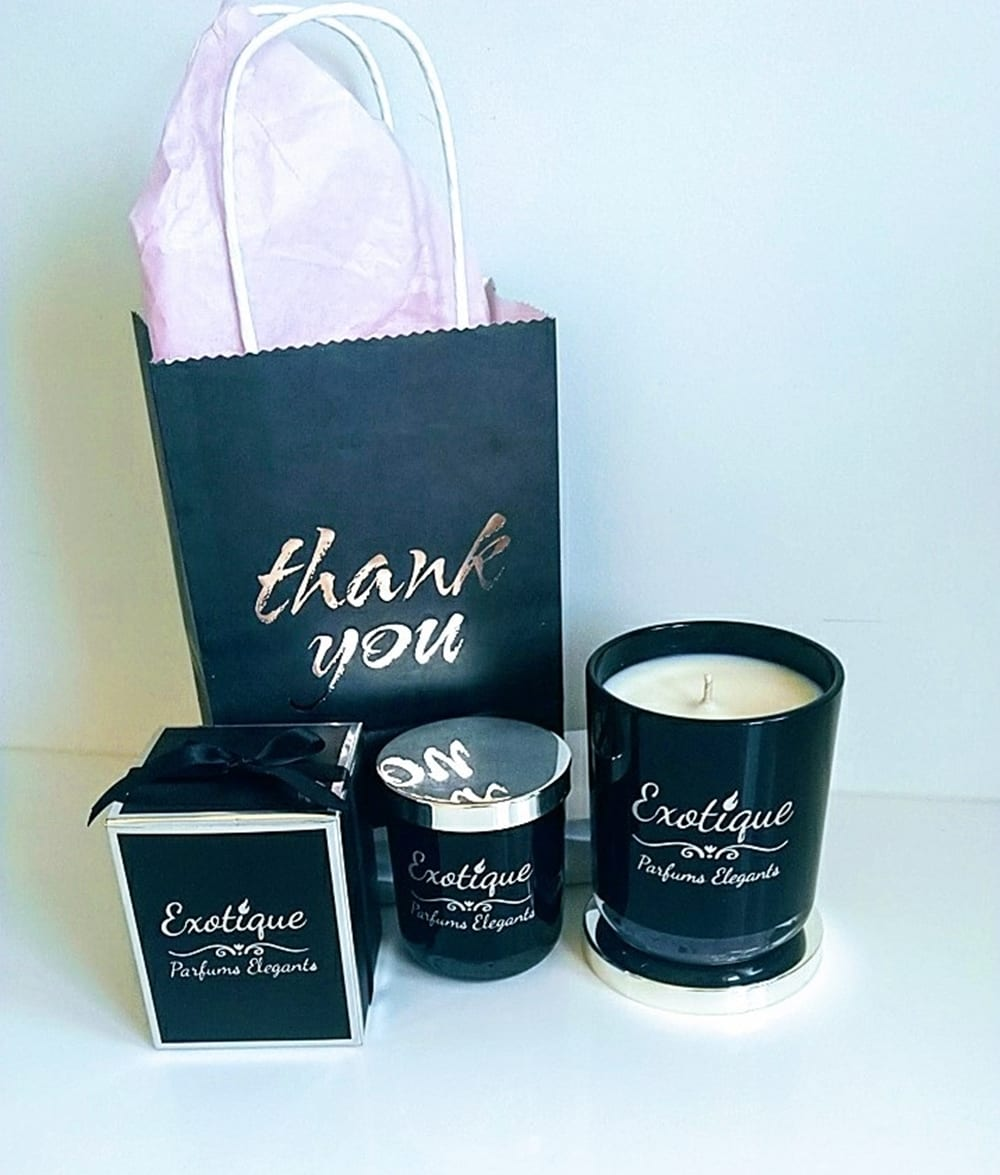 Exotique Candles