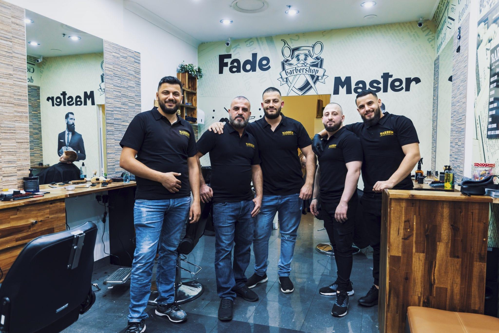 Fade Master Barber