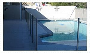 Superior Glass Pool Fencing