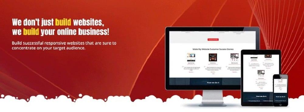 Make My Website Pty LTD