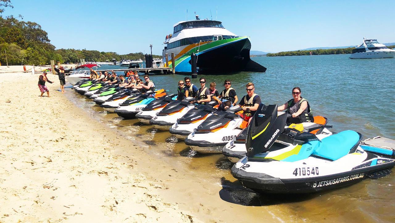 Jet Ski Safaris NSW