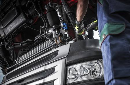 Prancer Truck Repairs