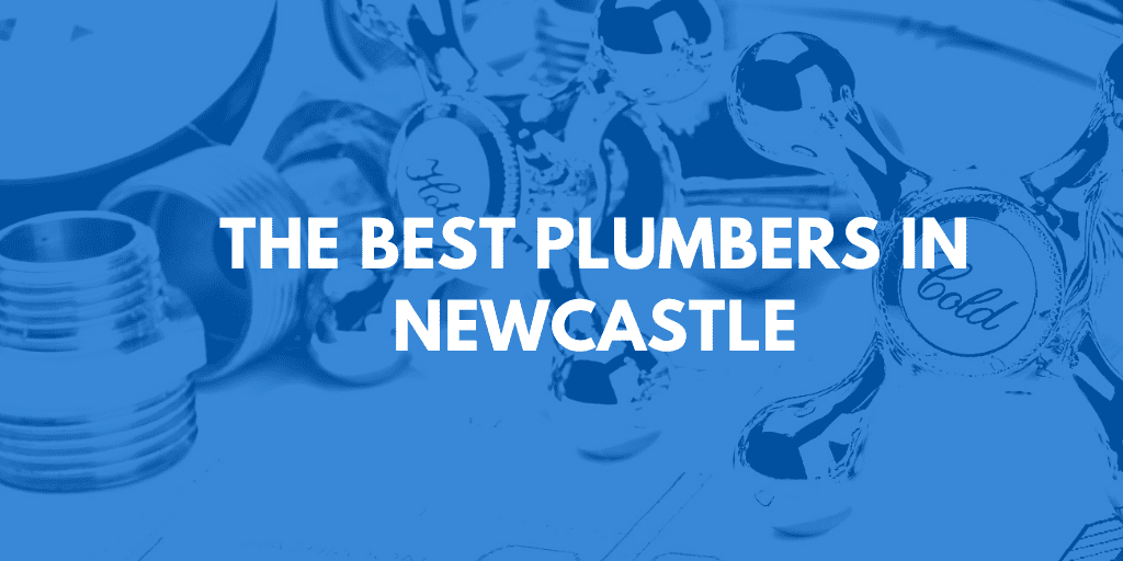 Best Plumbers Newcastle Banner
