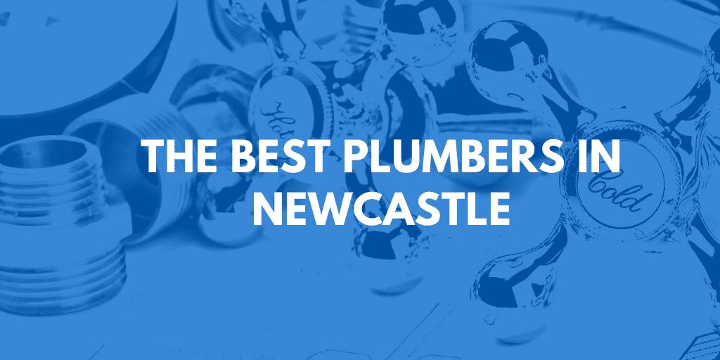 Best Plumbers Newcastle Banner