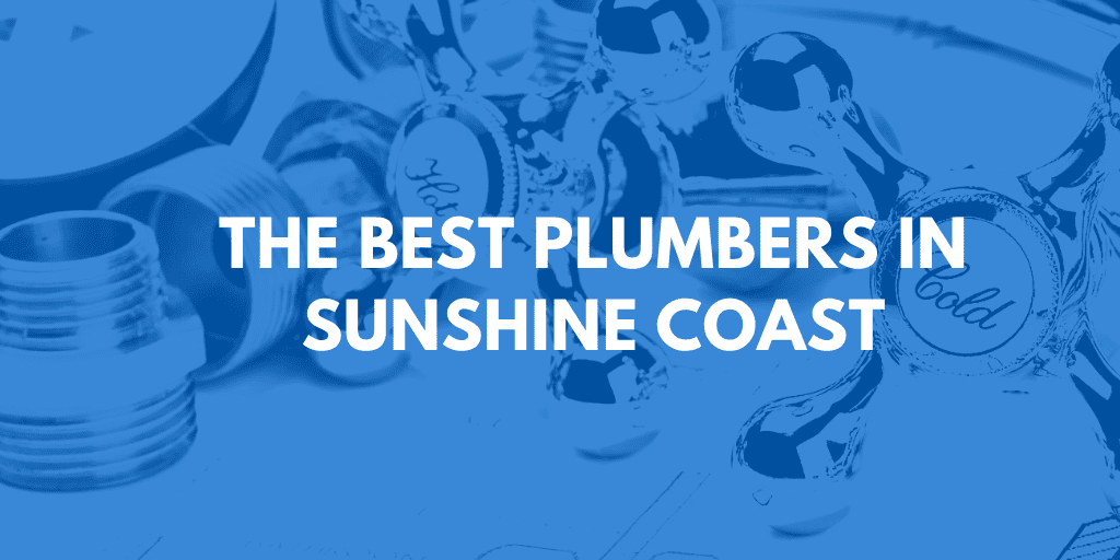 Best Plumbers Sunshine Coast Banner