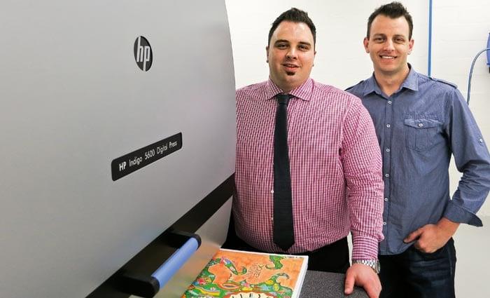 CMYKhub Australian Trade Printer