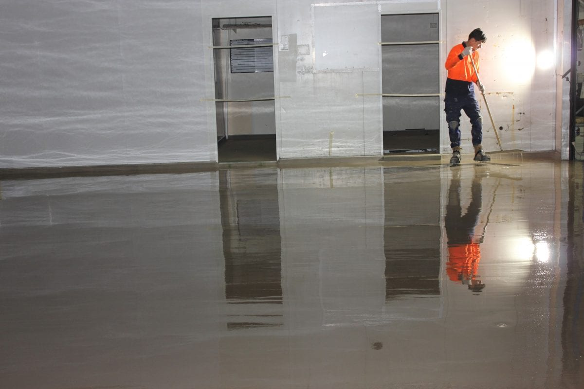Ironbark Epoxy Flooring