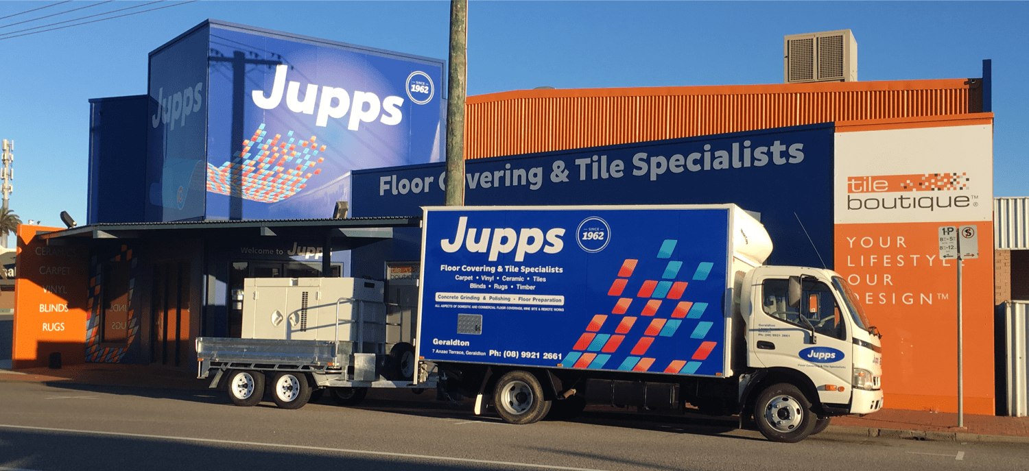 Jupps Floorcoverings – Geraldton