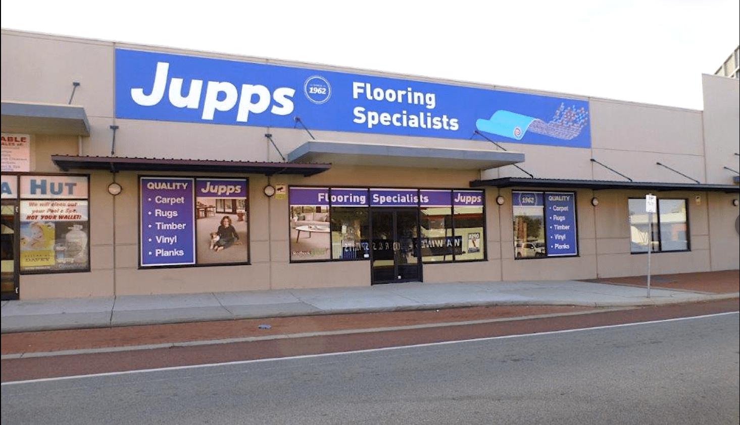 Jupps Floorcoverings – Ocean Keys