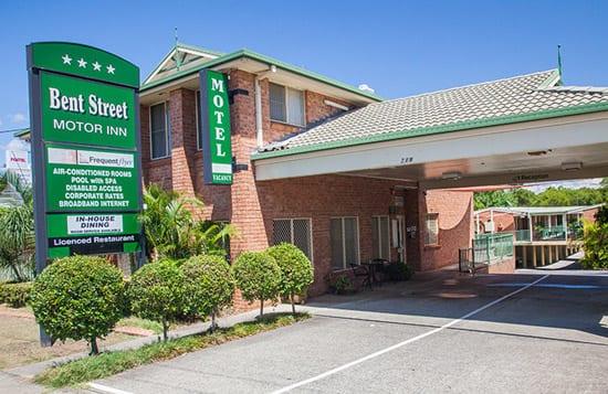 Bent Street Motor Inn