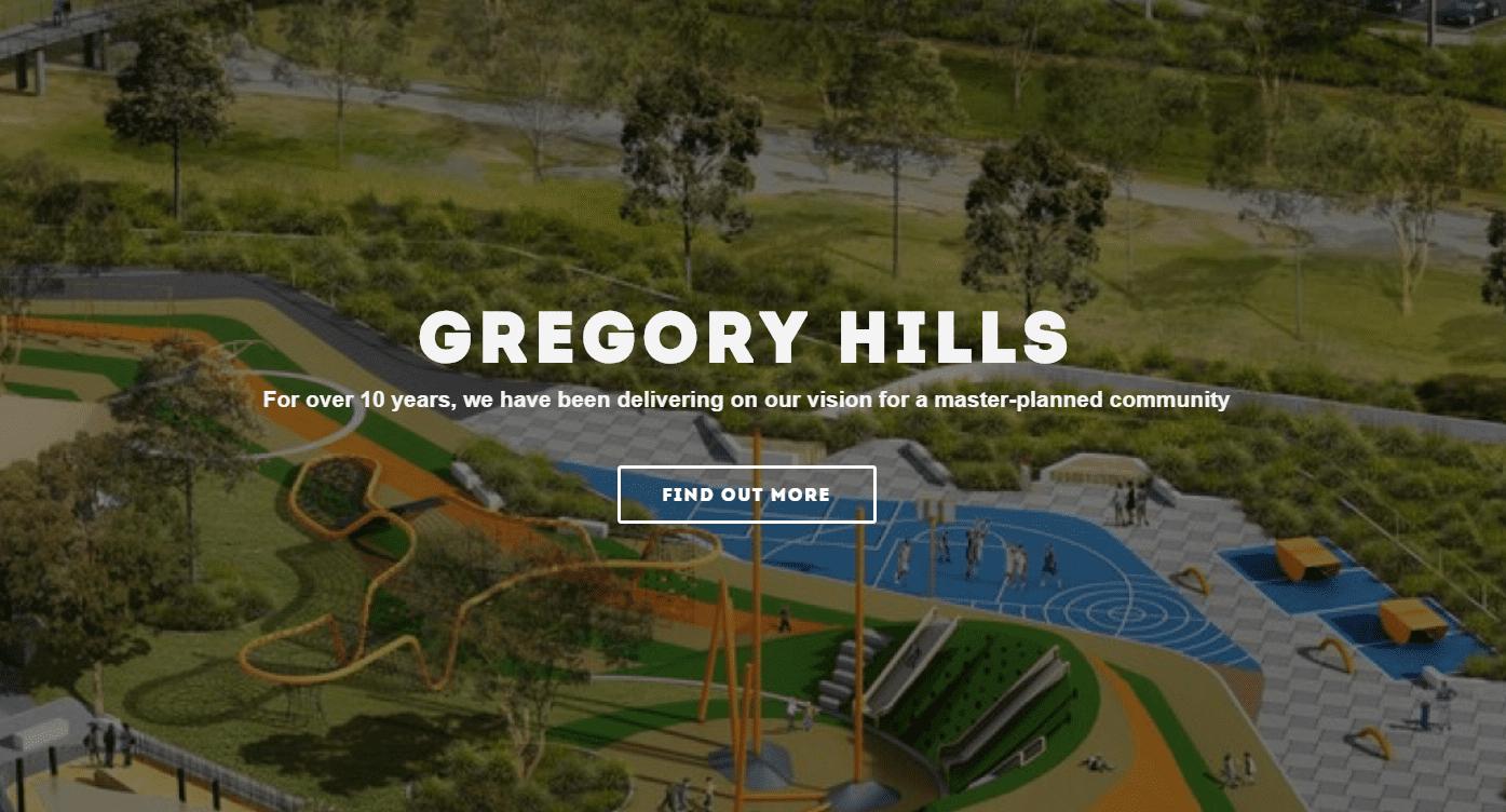 Gregory Hills