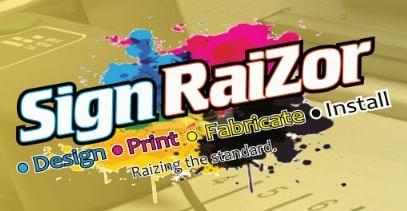 Sign Raizor