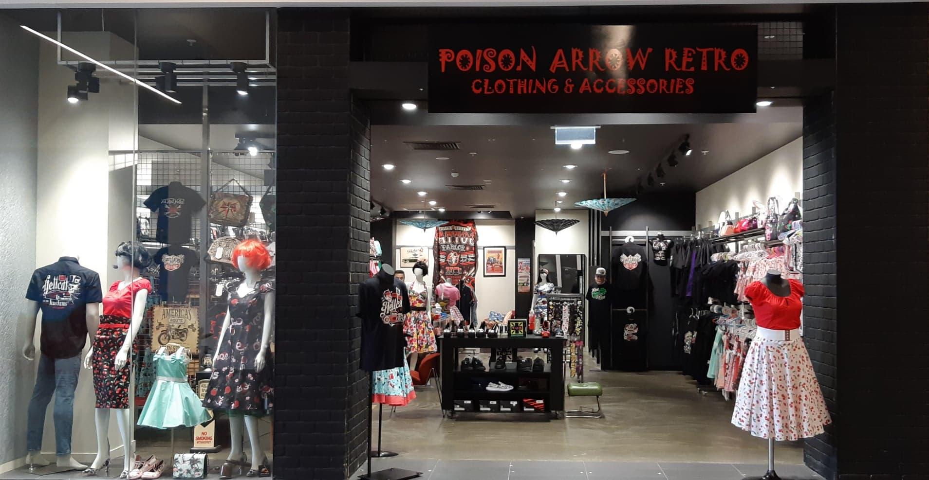Poison Arrow Retro