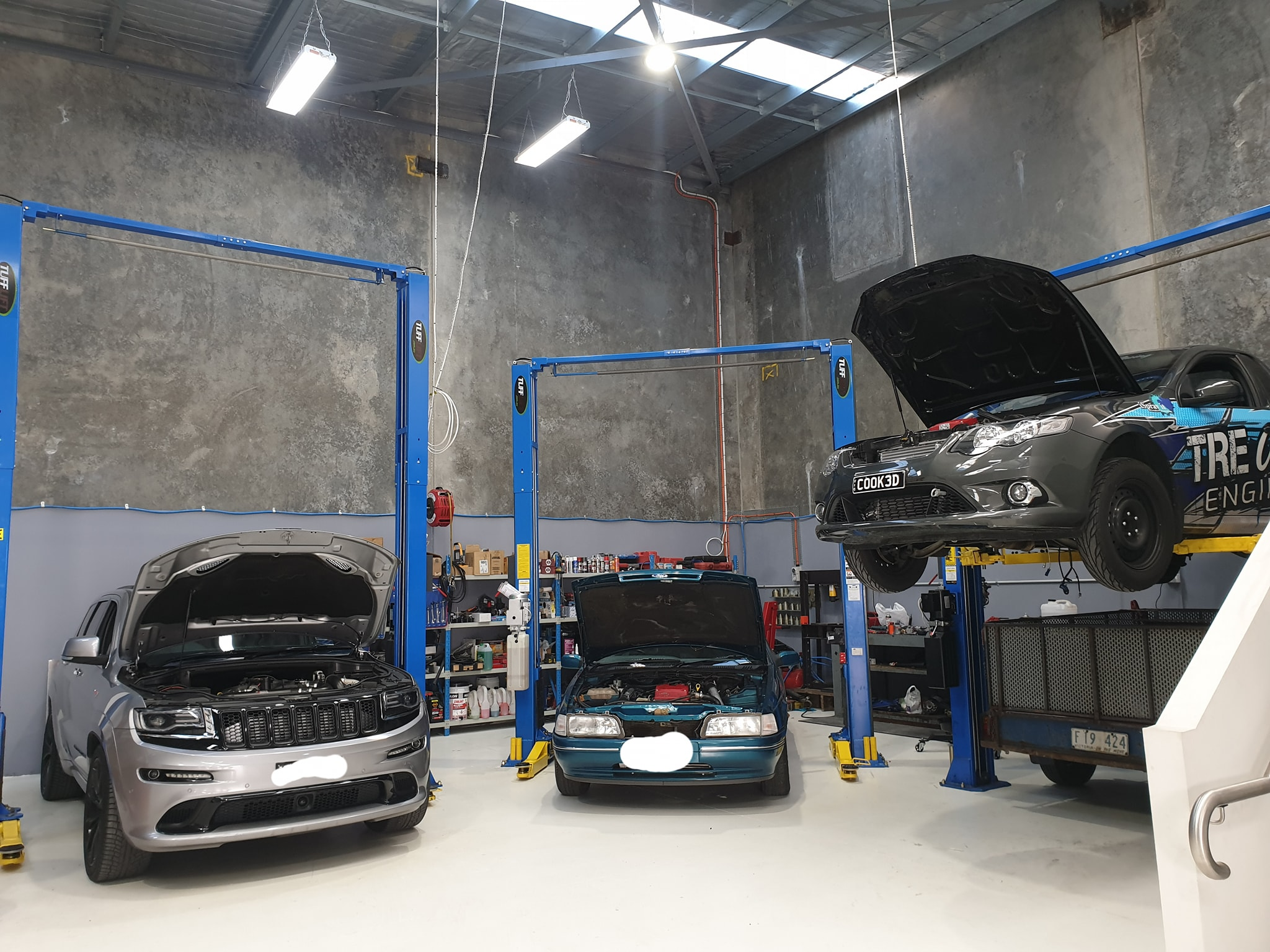 TRE Automotive Engineering