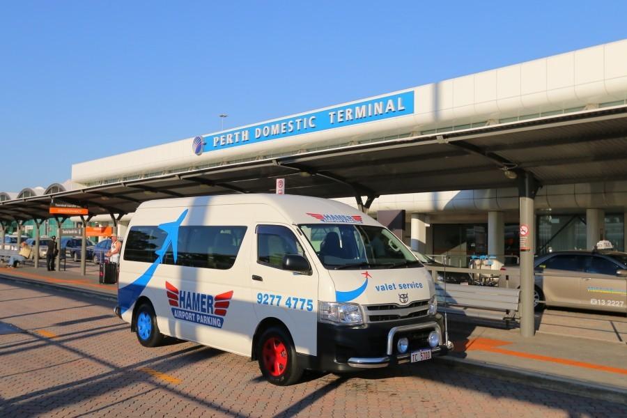 Hamer Airport Parking
