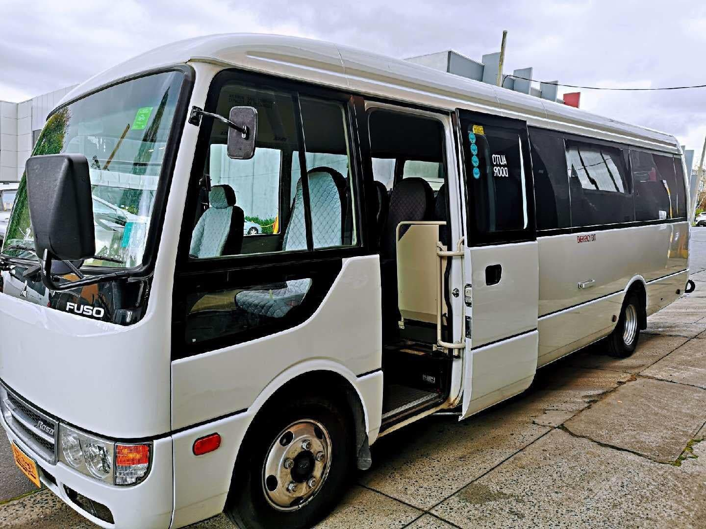 Bus and Driver Hire