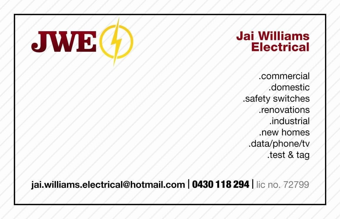 Jai Williams Electrical