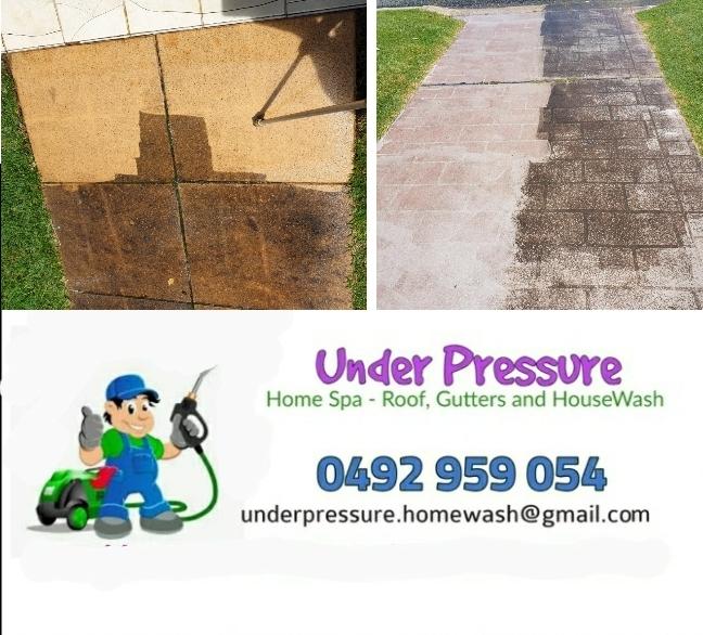 Under Pressure Home Rejuvenation