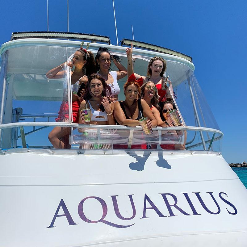 Aquarius Boat Charters & Cruises
